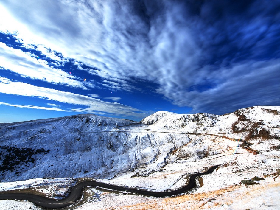 Transalpina, Rumania