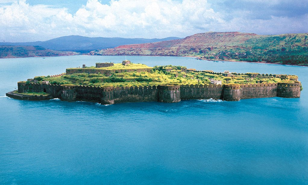 Fort Murud-Janjira, India