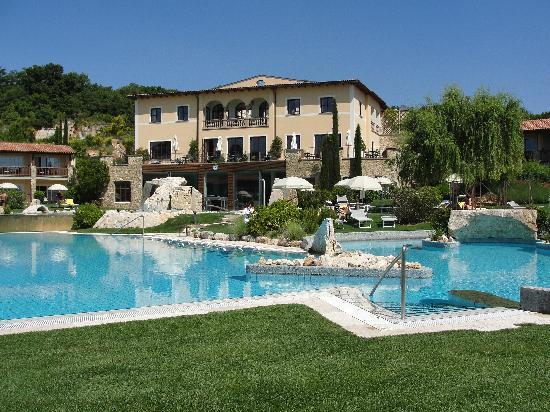 12. Adler Thermae Spa & Relax Resort  Bagno Vignoni, Italia